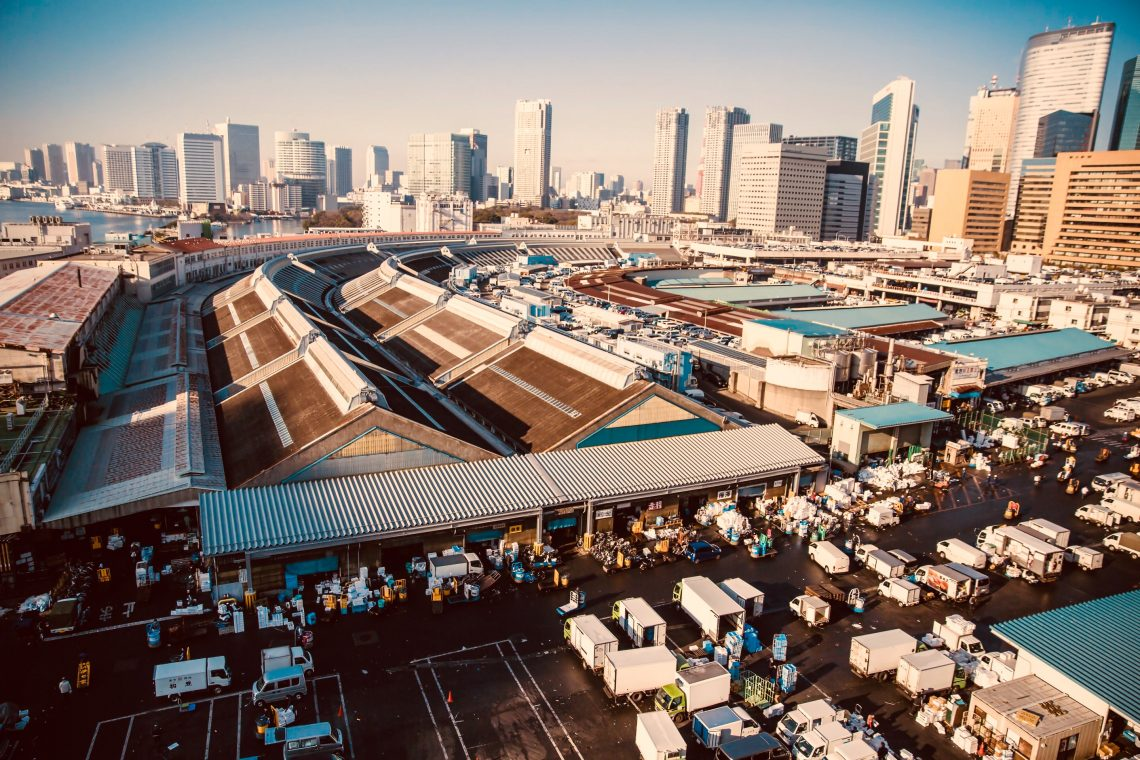 La fermeture du marché de Tsukiji : « Legends never die »
